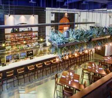 Kapnos Taverna Hospitality Construction Services