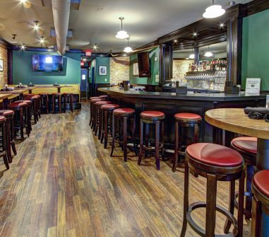 Mad Fox Brewing Company Restaurant Construction Built by Hospitality Construction Services