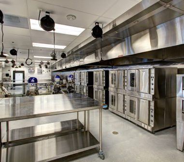 Union Kitchen Commercial Kitchen Construction Built by Hospitality Construction Services