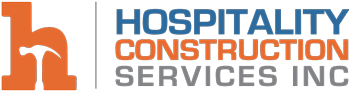 Hospitality Construction Services Logo