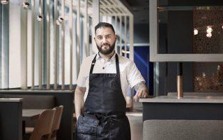 Chef Michael Rafidi