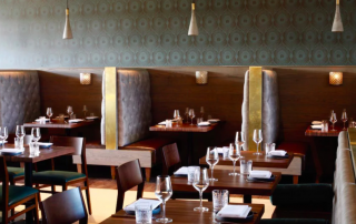 Requin Interior at The Wharf DC