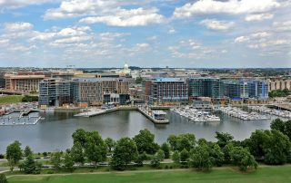 View of the Wharf DC