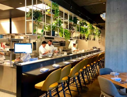 Peek Inside Chloe, Navy Yard's New Globally Inspired Kitchen