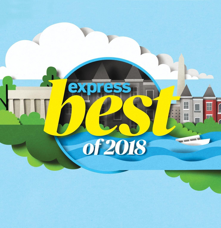 Express Best of 2018